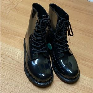 Brand new rain boots